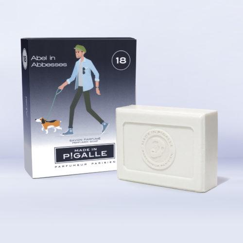 EN BOX PACK SOAP ABEL