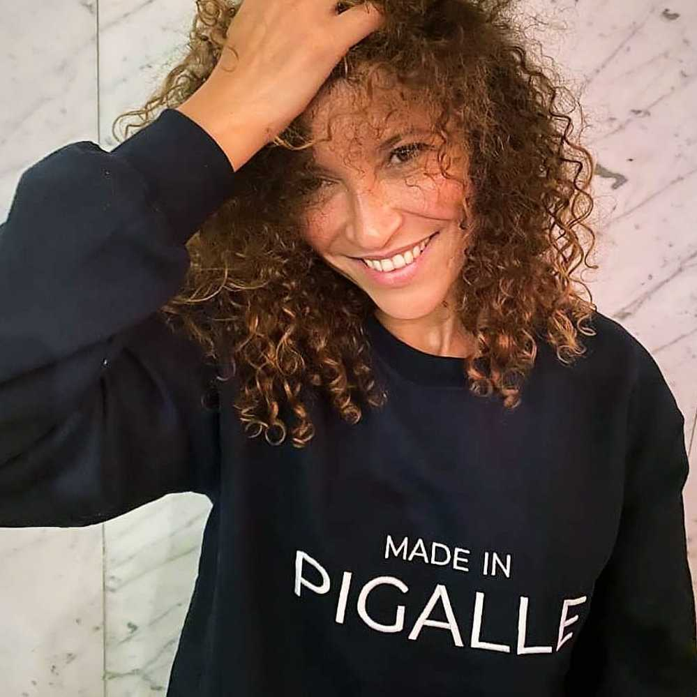 Sweat Made In Pigalle - Touria